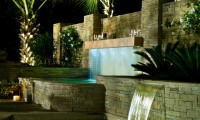 50 Desain Waterfall dan Water fountain
