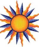 Logo Monogram Mozaik kolam renang, sangat cocok untuk diaplikasikan sebagai dekorasi dinding dan lantai kolam renang_4