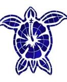 Logo Monogram Mozaik kolam renang, sangat cocok untuk diaplikasikan sebagai dekorasi dinding dan lantai kolam renang_8