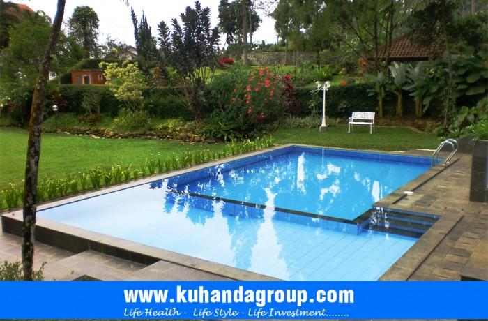 Villa Arum Puncak Bukit Cilember Bogor